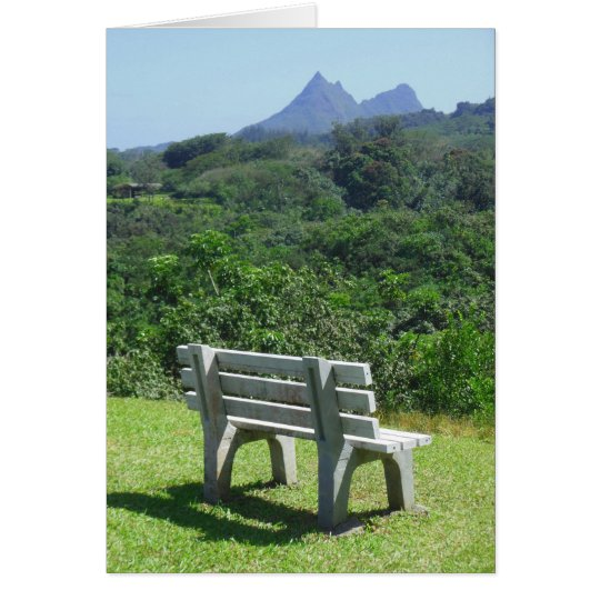 A Seat With a View Card