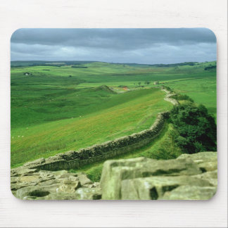 A section of Hadrian's Wall, 2nd century AD (stone Mouse Pad