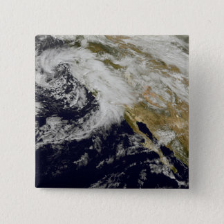 A series of strong storms with fierce winds 2 15 cm square badge