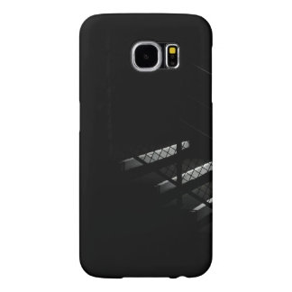 A set of stairs in the dark samsung galaxy s6 cases