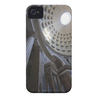 A shaft of light through the oculus in the Case-Mate iPhone 4 case