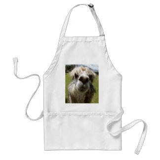 A Shaggy Alpaca Standard Apron