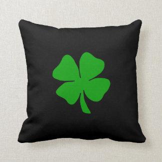 A Shamrock Cushion