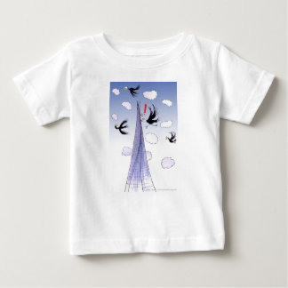 A ShardArt Ouch by Tony Fernandes Baby T-Shirt