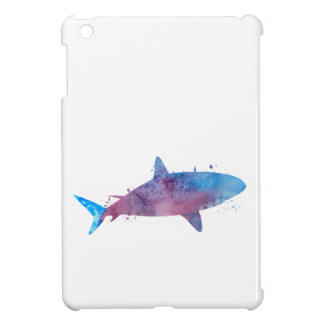 A shark cover for the iPad mini