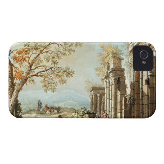 A Shepherd with Goats and other Figures amongst Cl Case-Mate iPhone 4 Case