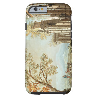 A Shepherd with Goats and other Figures amongst Cl iPhone 6 Case