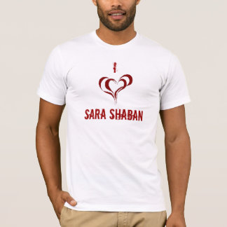 A shot at love sara shaban T-Shirt