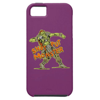 a shot put monster iPhone 5 cases