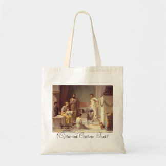 A Sick Child Budget Tote Bag