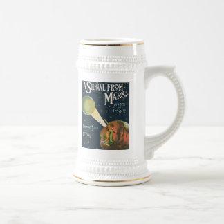 A Signal From Mars Coffee Mugs