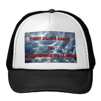 A Silver Lining Cap