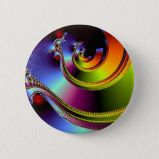 A Simple Twist of Fate 6 Cm Round Badge