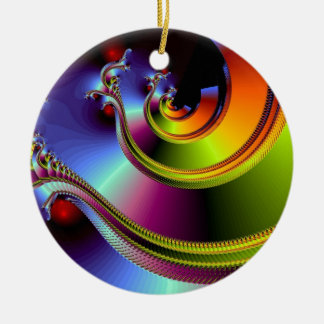 A Simple Twist of Fate Christmas Ornament