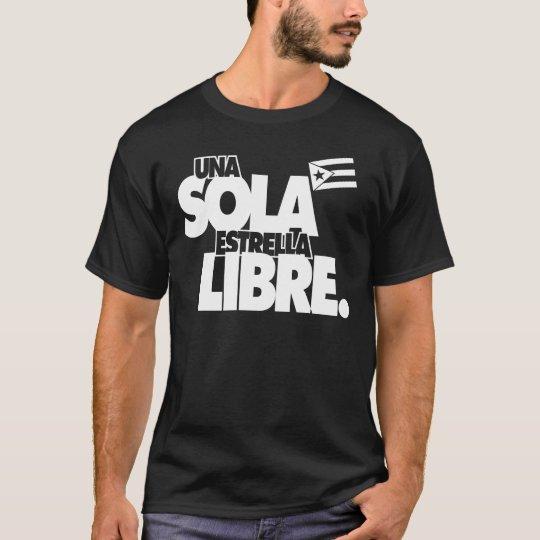 A single free star T-Shirt