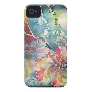 A Single Hummingbird iPhone 4 Case