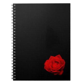 A Single Irish Rose Notebook