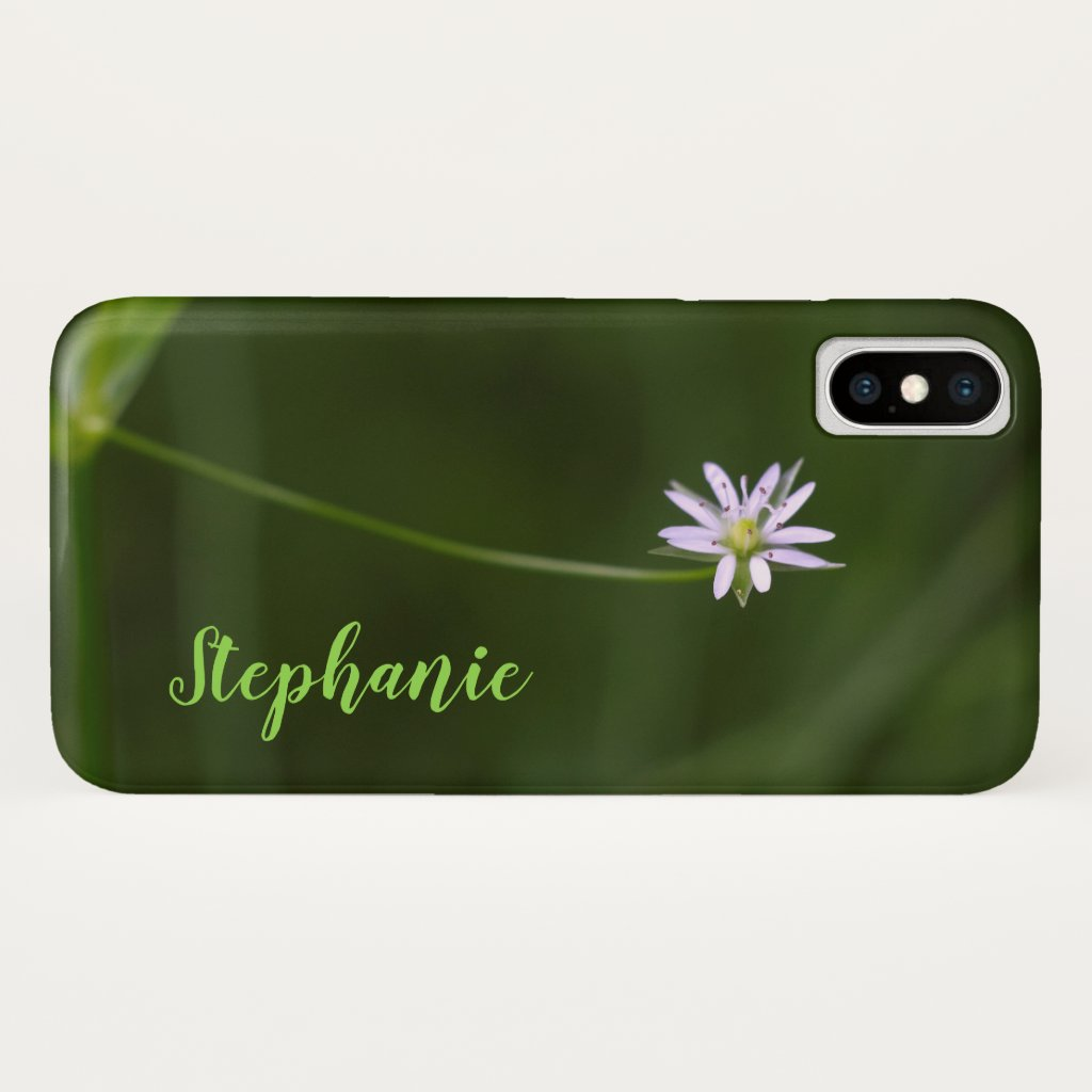 A Single Perfect Flower Case-Mate iPhone Case