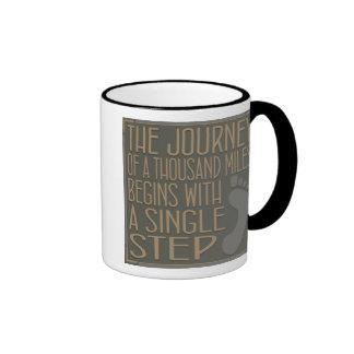 A Single Step Ringer Mug