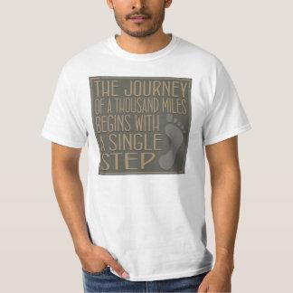 A Single Step Shirt