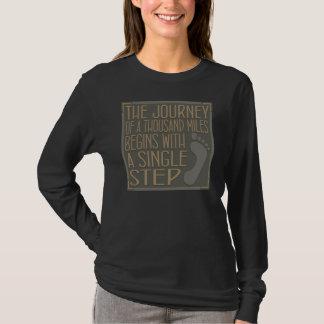 A Single Step T-Shirt