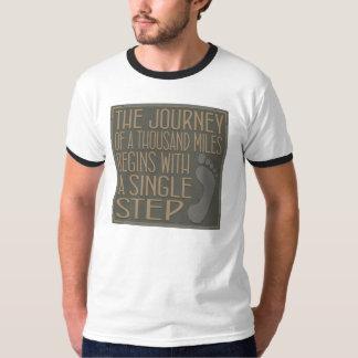 A Single Step Tee Shirts