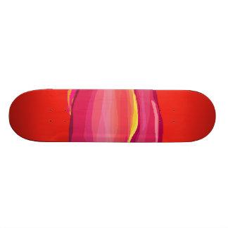 A Single Tulip Skate Board