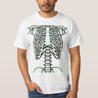a skeleton_front & back shirt