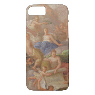 A Sketch of Gratitude Crowned by Peace, with Other iPhone 8/7 Case