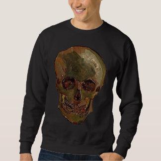 A Skull by Vincent van Gogh Sweatshirt