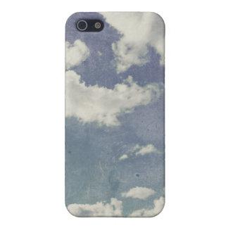 A Slice of Heaven Cloud Artwork iPhone 5 Covers