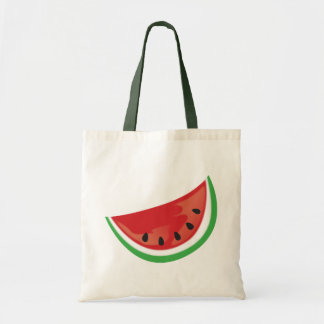 A Slice of Juicy Watermelon Budget Tote Bag