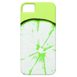 a slice of lime iPhone 5 case