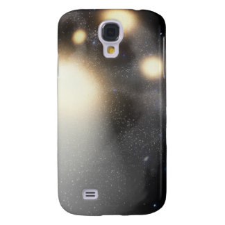 A smash-up of galaxies galaxy s4 case