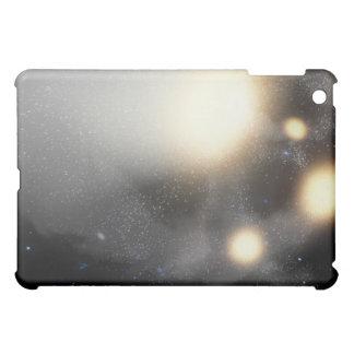 A smash-up of galaxies iPad mini covers