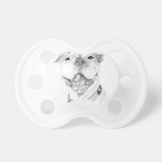 A Smile is Worth a Thousand Words A Pit Bull SmOri Pacifier