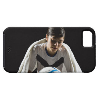 A soccer player 7 case for the iPhone 5