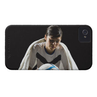 A soccer player 7 iPhone 4 Case-Mate case