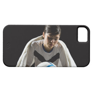 A soccer player 7 iPhone 5 cover