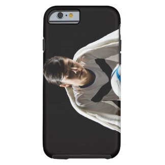 A soccer player 7 tough iPhone 6 case