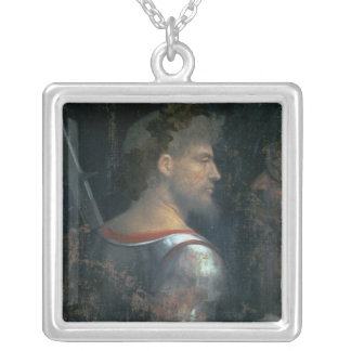 A Soldier, c.1505-10 Silver Plated Necklace