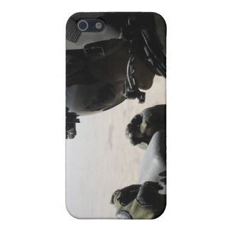 A soldier provides security iPhone 5 covers