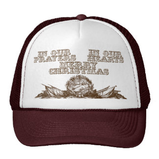 A Soldier's Christmas - Hat #3