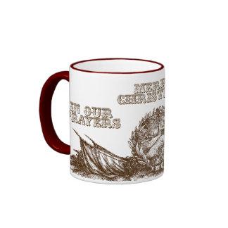 A Soldier's Christmas - Mug #2