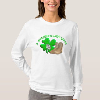 A Soldier's Lady Luck T-Shirt