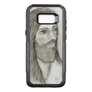 A Solemn Jesus OtterBox Commuter Samsung Galaxy S8+ Case