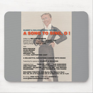 A Song to Sing O! Mouse Pad