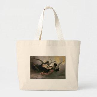 A Soul Brought to Heaven Jumbo Tote Bag