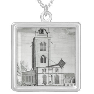 A South East project of the Charity School Silver Plated Necklace
