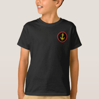A Soviet Naval Infantry Patch T-Shirt